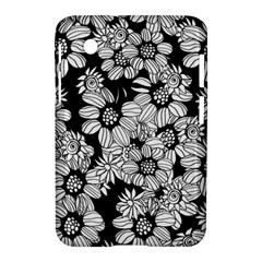 Mandala Calming Coloring Page Samsung Galaxy Tab 2 (7 ) P3100 Hardshell Case  by Nexatart