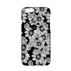 Mandala Calming Coloring Page Apple Iphone 6/6s Hardshell Case by Nexatart