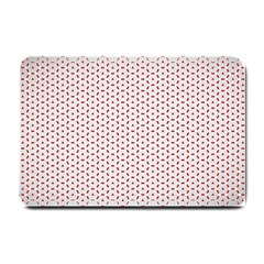 Motif Pattern Decor Backround Small Doormat  by Nexatart