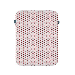 Motif Pattern Decor Backround Apple Ipad 2/3/4 Protective Soft Cases