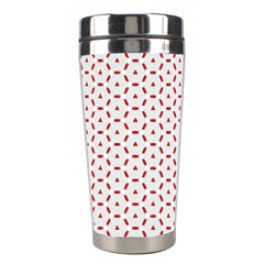 Motif Pattern Decor Backround Stainless Steel Travel Tumblers by Nexatart