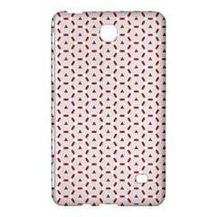Motif Pattern Decor Backround Samsung Galaxy Tab 4 (7 ) Hardshell Case