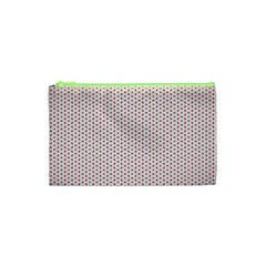 Motif Pattern Decor Backround Cosmetic Bag (xs)