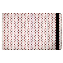 Motif Pattern Decor Backround Apple Ipad Pro 9 7   Flip Case