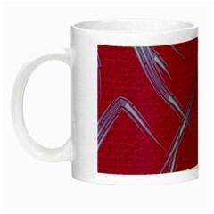 Background Vector Texture Pattern Night Luminous Mugs by Nexatart
