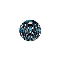 Abstract Art Design Texture 1  Mini Magnets by Nexatart