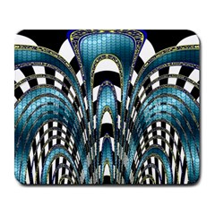 Abstract Art Design Texture Large Mousepads by Nexatart