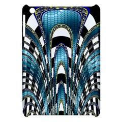 Abstract Art Design Texture Apple Ipad Mini Hardshell Case