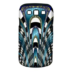 Abstract Art Design Texture Samsung Galaxy S Iii Classic Hardshell Case (pc+silicone)
