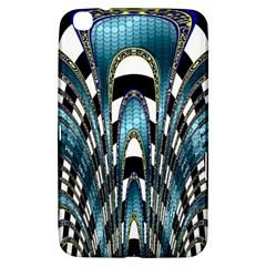 Abstract Art Design Texture Samsung Galaxy Tab 3 (8 ) T3100 Hardshell Case