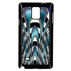 Abstract Art Design Texture Samsung Galaxy Note 4 Case (black)