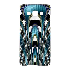 Abstract Art Design Texture Samsung Galaxy A5 Hardshell Case