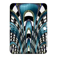 Abstract Art Design Texture Samsung Galaxy Tab 4 (10 1 ) Hardshell Case