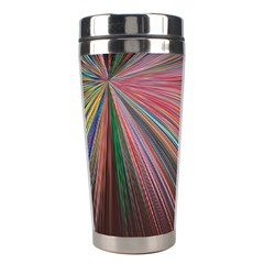 Pattern Flower Background Wallpaper Stainless Steel Travel Tumblers by Nexatart