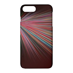 Pattern Flower Background Wallpaper Apple Iphone 7 Plus Hardshell Case by Nexatart
