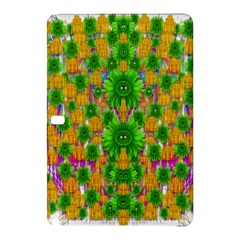 Jungle Love In Fantasy Landscape Of Freedom Peace Samsung Galaxy Tab Pro 10 1 Hardshell Case by pepitasart