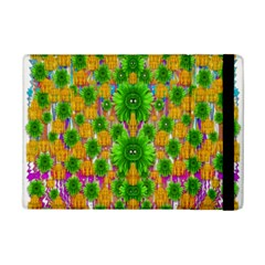 Jungle Love In Fantasy Landscape Of Freedom Peace Ipad Mini 2 Flip Cases by pepitasart