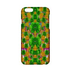 Jungle Love In Fantasy Landscape Of Freedom Peace Apple Iphone 6/6s Hardshell Case by pepitasart
