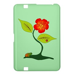 Plant And Flower Kindle Fire Hd 8 9  by linceazul