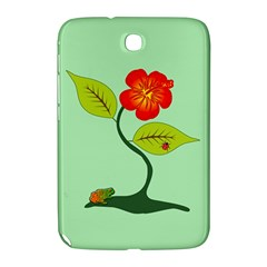 Plant And Flower Samsung Galaxy Note 8 0 N5100 Hardshell Case  by linceazul