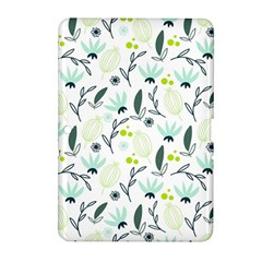 Hand Drawm Seamless Floral Pattern Samsung Galaxy Tab 2 (10 1 ) P5100 Hardshell Case  by TastefulDesigns