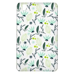 Hand Drawm Seamless Floral Pattern Samsung Galaxy Tab Pro 8 4 Hardshell Case by TastefulDesigns