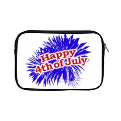 Happy 4th Of July Graphic Logo Apple Ipad Mini Zipper Cases by dflcprints