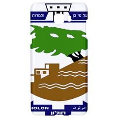 Coat Of Arms Of Holon  Samsung C9 Pro Hardshell Case  by abbeyz71