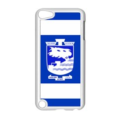 Flag Of Holon  Apple Ipod Touch 5 Case (white) by abbeyz71