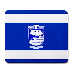 Flag Of Holon  Large Mousepads by abbeyz71
