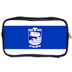 Flag Of Holon  Toiletries Bags 2 Side by abbeyz71