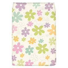 Beautiful Spring Flowers Background Flap Covers (l)  by TastefulDesigns