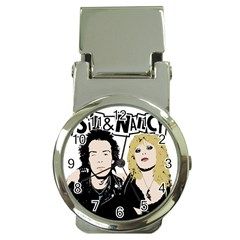 Sid And Nancy Money Clip Watches by Valentinaart
