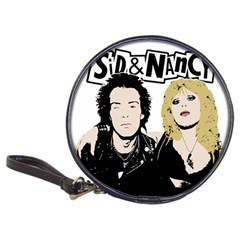 Sid And Nancy Classic 20 Cd Wallets by Valentinaart
