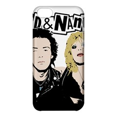 Sid And Nancy Apple Iphone 5c Hardshell Case by Valentinaart