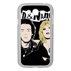 Sid And Nancy Samsung Galaxy Grand Duos I9082 Case (white) by Valentinaart