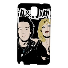 Sid And Nancy Samsung Galaxy Note 3 N9005 Hardshell Case by Valentinaart