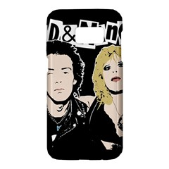 Sid And Nancy Samsung Galaxy S7 Hardshell Case  by Valentinaart