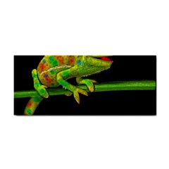 Chameleons Cosmetic Storage Cases by Valentinaart