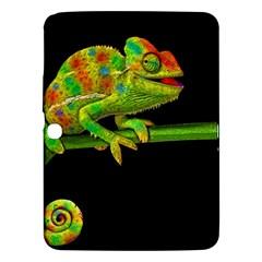 Chameleons Samsung Galaxy Tab 3 (10 1 ) P5200 Hardshell Case  by Valentinaart