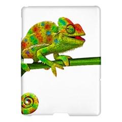 Chameleons Samsung Galaxy Tab S (10 5 ) Hardshell Case  by Valentinaart