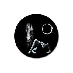 The Ring Magnet 3  (round) by Valentinaart