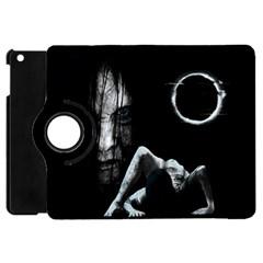 The Ring Apple Ipad Mini Flip 360 Case by Valentinaart