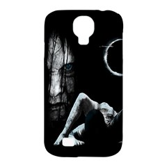 The Ring Samsung Galaxy S4 Classic Hardshell Case (pc+silicone) by Valentinaart