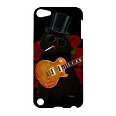Puli Dog   Slash  Apple Ipod Touch 5 Hardshell Case by Valentinaart