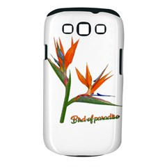 Bird Of Paradise Samsung Galaxy S Iii Classic Hardshell Case (pc+silicone) by Valentinaart