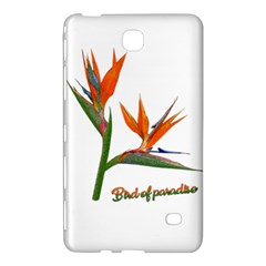Bird Of Paradise Samsung Galaxy Tab 4 (7 ) Hardshell Case  by Valentinaart