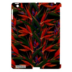 Bird Of Paradise Apple Ipad 3/4 Hardshell Case (compatible With Smart Cover) by Valentinaart