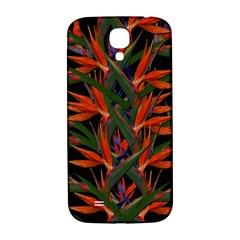 Bird Of Paradise Samsung Galaxy S4 I9500/i9505  Hardshell Back Case by Valentinaart