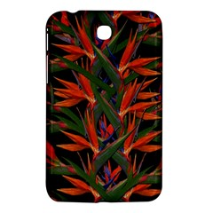 Bird Of Paradise Samsung Galaxy Tab 3 (7 ) P3200 Hardshell Case  by Valentinaart